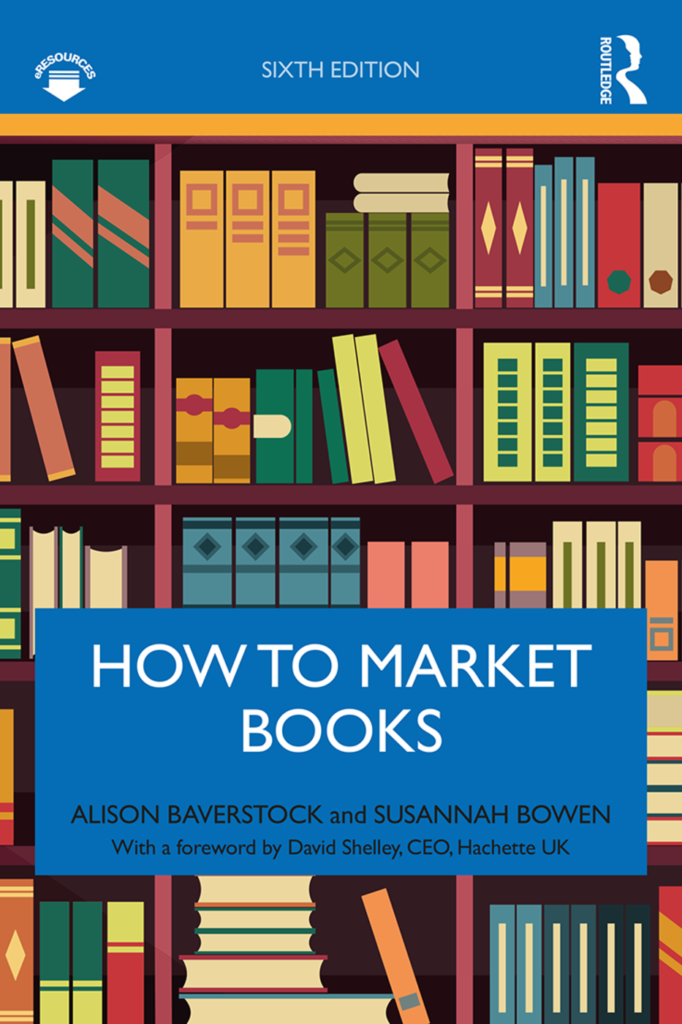 How To Market Books cover